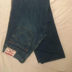 Men's, True Religion Jeans, Size 36